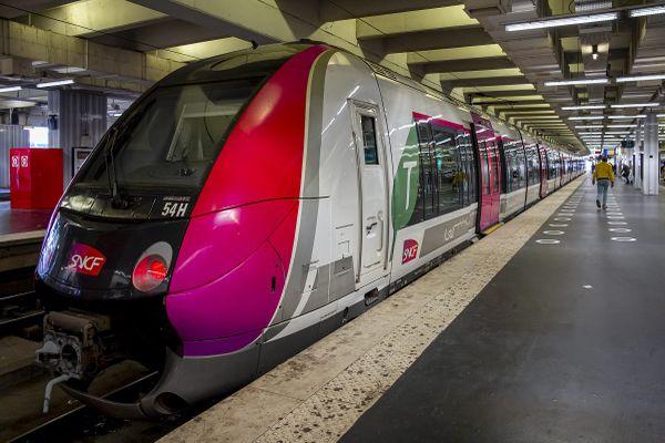 Mardi soir, le conducteur d'un train sur le ligne U du Transilien a sauvé du suicide un voyageur.