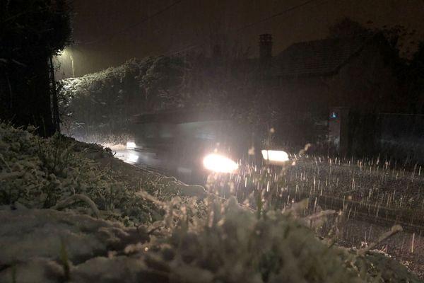 De nouvelles difficultés de circulation sont attendues la nuit prochaine en Haute-Savoie - Photo d'illustration
