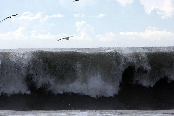 A Cannes, un exercice tsunami est organisé ce matin et c'est une première en France. Image d'illustration.