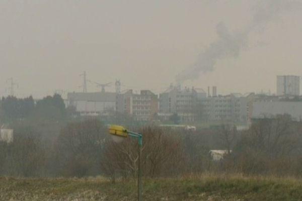 Mauvaises odeurs à Amiens