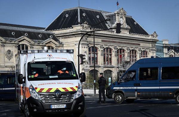 41 patients franciliens atteintes par le Covid-19 ont quitté Paris depuis la gare d'Austerlitz le 5 avril pour aller en Bretagne.