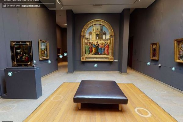 Désormais vous pouvez visiter le musée comme si vous y étiez depuis votre ordinateur ou votre smatphone : c'est ludique et surprenant
