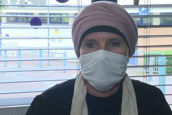 Angélique Marty, Responsable du dialogue interreligieux pour l'Association islamique et culturelle du Calvados