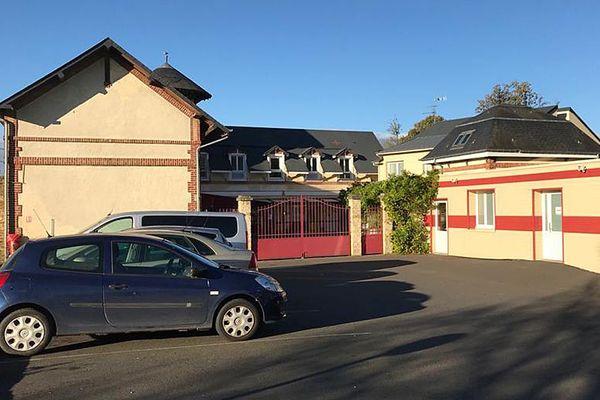 """Situé sur la route de Thury-Harcourt, aux Moutiers-les-Cinglais, la résidence """"Les Opalines"""" subit de plein fouet la seconde vague de la Covid-19"""