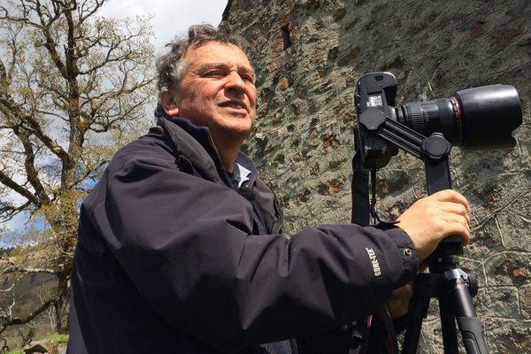 Rencontre avec le photographe Pierre Soissons, qui sillonne inlassablement le Cantal.