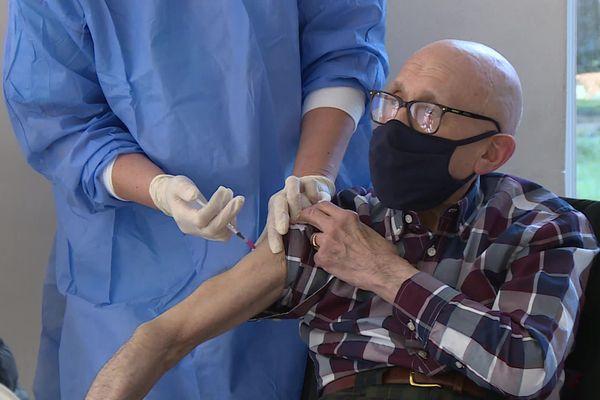 Covid 19, vaccination des plus de 75 ans