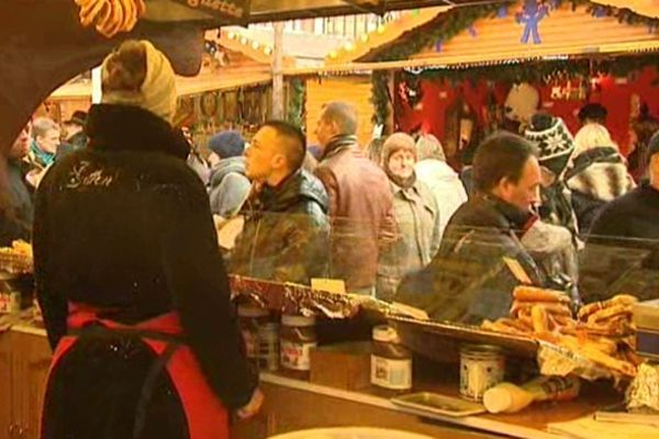 Cette année, les chalets des marchés sont ouverts six week-ends