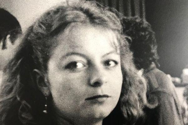 Françoise Hohmann, disparue en 1987 à l'âge de 23 ans