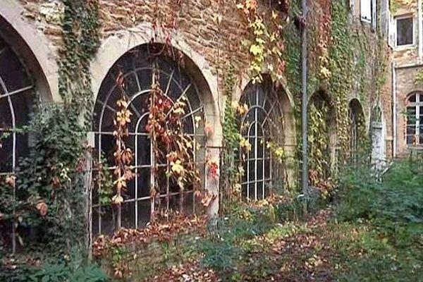Le couvent des Ursulines, à Mâcon