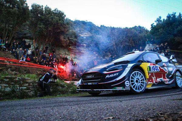 WRC/Tour de Corse - 2e journée: Ogier accroît son avance en tête