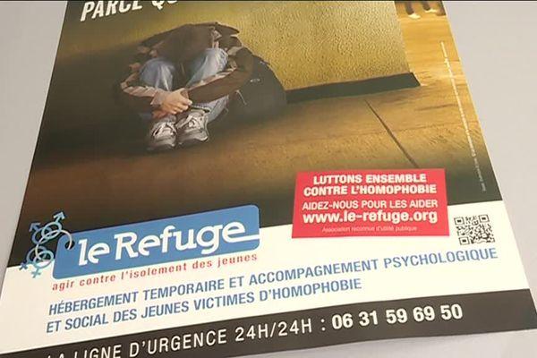 Le Refuge accueille depuis quinze ans des jeunes victimes de rejets ou d'agressions  - mai 2018