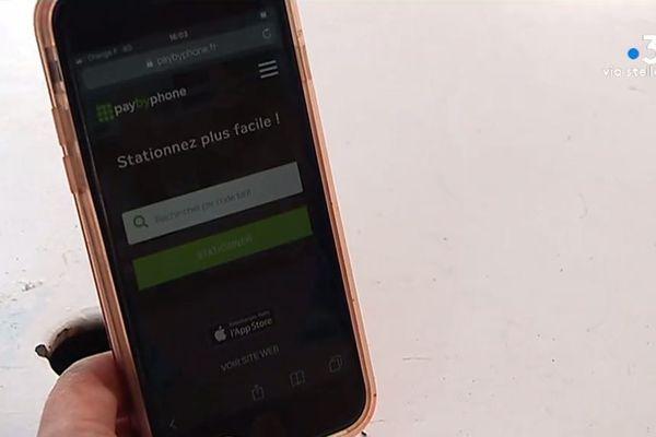 Depuis le samedi 8 septembre, il est possible de payer sa place de stationnement dans les rues de Bastia depuis son téléphone portable.
