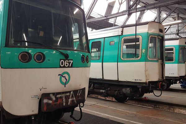 Les ACC de Clermont-Ferrand vont rénovés 86 rames du métro parisien.