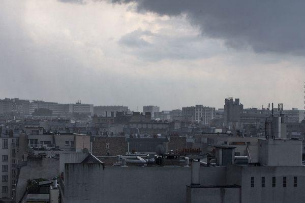 La tempête Ciara va passer par l'Île-de-France. De fortes rafales de vent sont attendues. (Illustration)