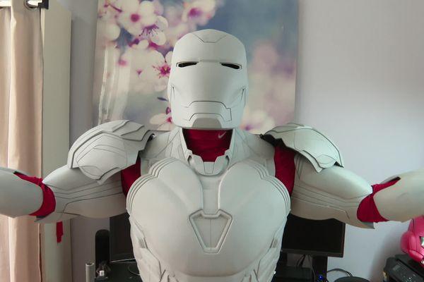 L'armure d'Iron Man