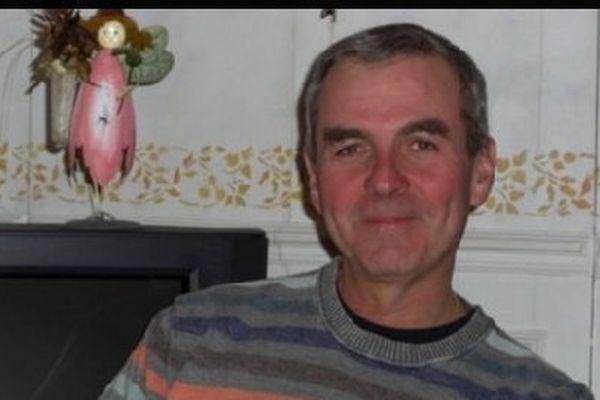 Docteur Patrick Rousseaux de Nogent-le-Rotrou. Il a été poignardé dans son cabinet de médecine générale