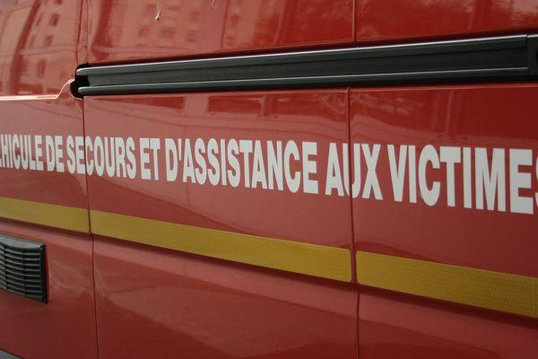 L'accident a eu lieu route d'Orléans, dans la commune de Davoy.