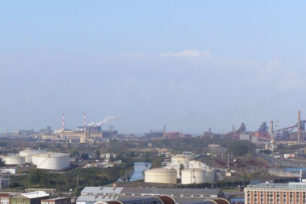 Dunkerque : appel de la CGT au blocage des terminaux pétroliers du 7 au 10 janvier