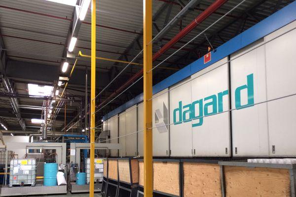L'entreprise Dagard, premier employeur privé de Creuse, avec 380 salariés cherche à recruter
