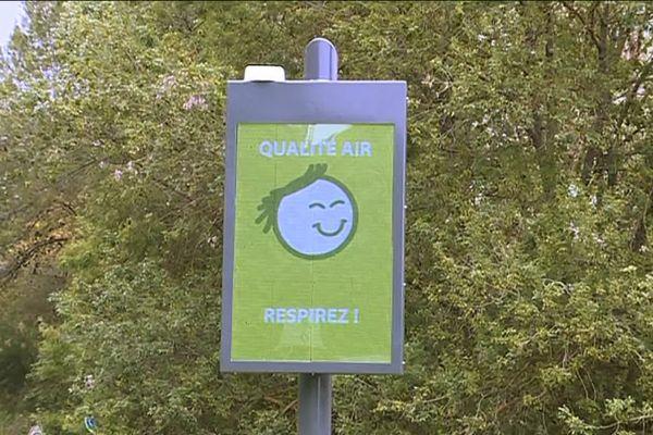 Un radar pour mesurer la qualité de l'air installé à Villeneuve-Loubet