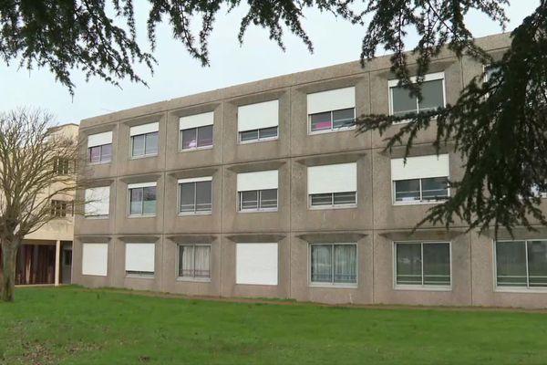 L'hôpital psychiatrique de Thouars est en deuil.