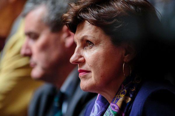 Annie Genevard, députée-maire de Morteau, LR