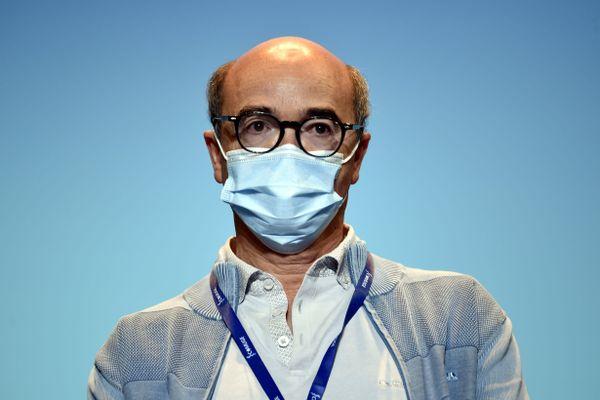 Dr Lionel Nace, responsable des urgences au CHRU de Nancy.