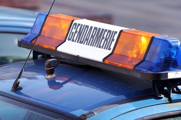 Les gendarmes du Thoronet ont dressé un barrage pour interpeller l'individu. (image d'illustration)