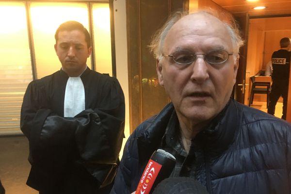 Le Docteur Mabuse, Bernard Sainz, condamné à 12 mois de prison avec sursis