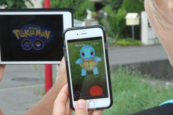 Pokémon Go est officiellement disponible en France.