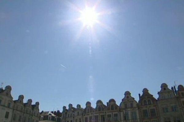 A Arras, ce jeudi.