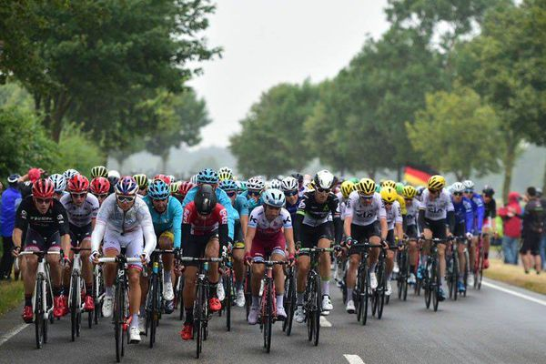 Tour de France 2017 lors de l'étape Düsseldrof / Liège