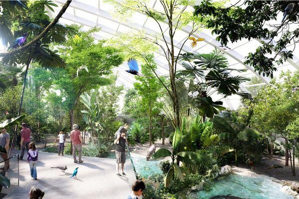 Les transformations du parc représentent un investissement de 42 millions d'euros
