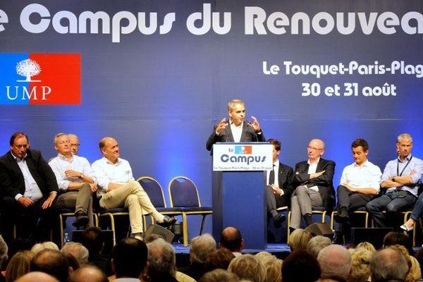 """Au """"campus du renouveau"""" au Touquet, ce samedi."""
