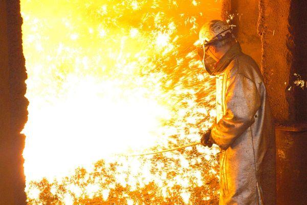 Selon la CGT, les salariés et intérimaires d'ArcelorMittal à Dunkerque ne sont pas assez protégés.