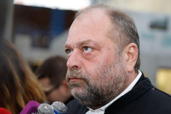 L'avocat de Georges Tron, Eric Dupont-Moretti.