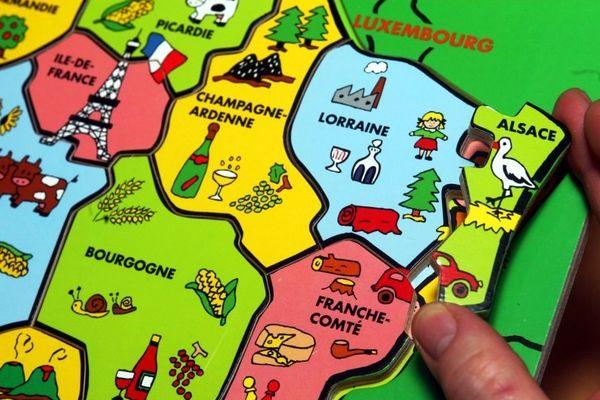 Avec quelle région associer la Lorraine ?