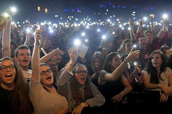 Le groupe TIGGS DA AUTHOR a enflammé le public des Rencontres Trans Musicales de Rennes