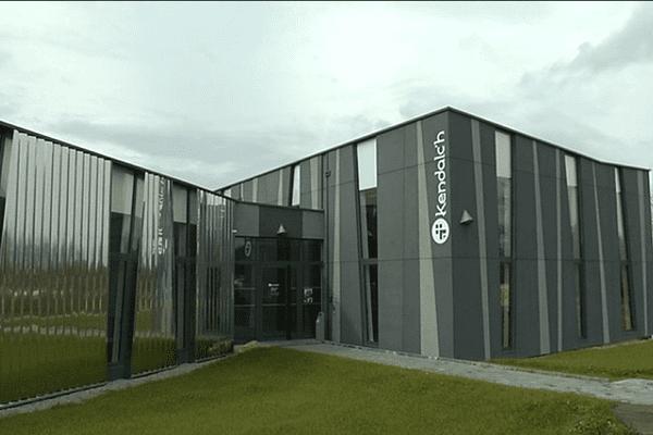 À Auray, un bâtiment flambant neuf pour Kendalc'h