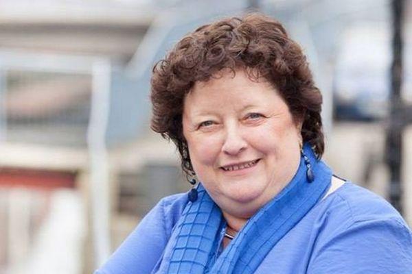 Brigitte Fouré, maire d'Amiens