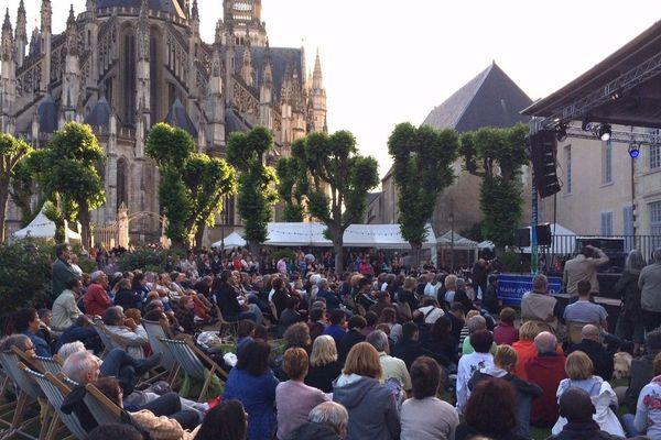 Jeudi 18 juin : Ouverture de Jazz à l'Evêché à Orléans en compagnie d'André Manoukian 4tet