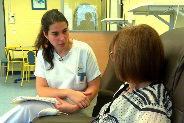 L'arrivée de Marion Bigas permet de libérer du temps médical et d'améliorer le parcours du patient.