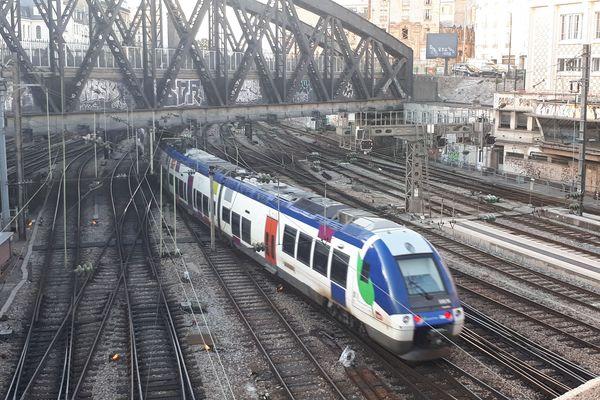 Le trafic régional sera perturbé mardi lors de la grève à la SNCF.