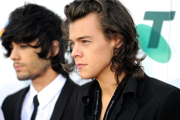 Harry Styles (à droite) va faire ses débuts de comédien dans un film tourné à Dunkerque.