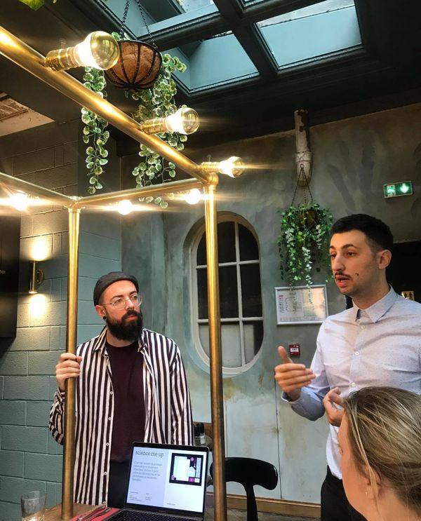 Ben Mira et Jo Montana ont créé leur agence de design et communication à Strasbourg, avec un fil rouge : la promotion des projets éthiques et responsables