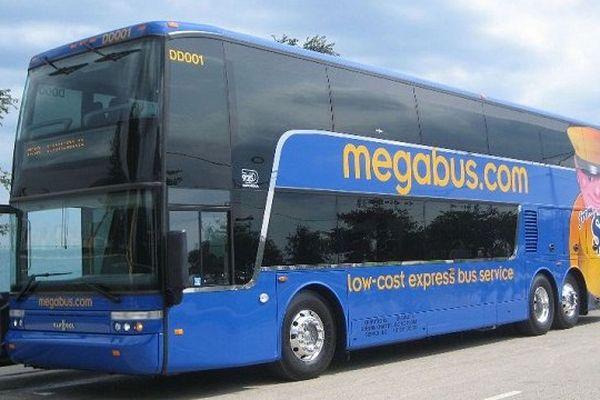 Le bus a été immobilisé sur l'aire de repos