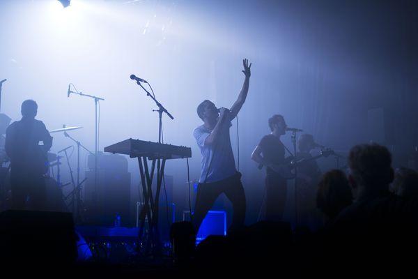Concert de Her à l'Autre Canal en 2018