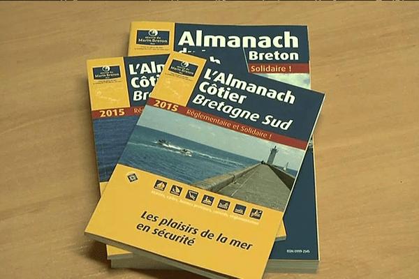 Non pas un mais trois Almanachs en 2015 !