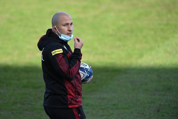 """""""On va apprendre de ça, moi le premier, c'est un échec mais pas la mort du club"""" a déclaré Pierre Mignoni le manager du club"""