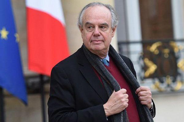 Frédéric Mitterrand, ex ministre de la culture, présidera la 42e édition du festival de Deauville